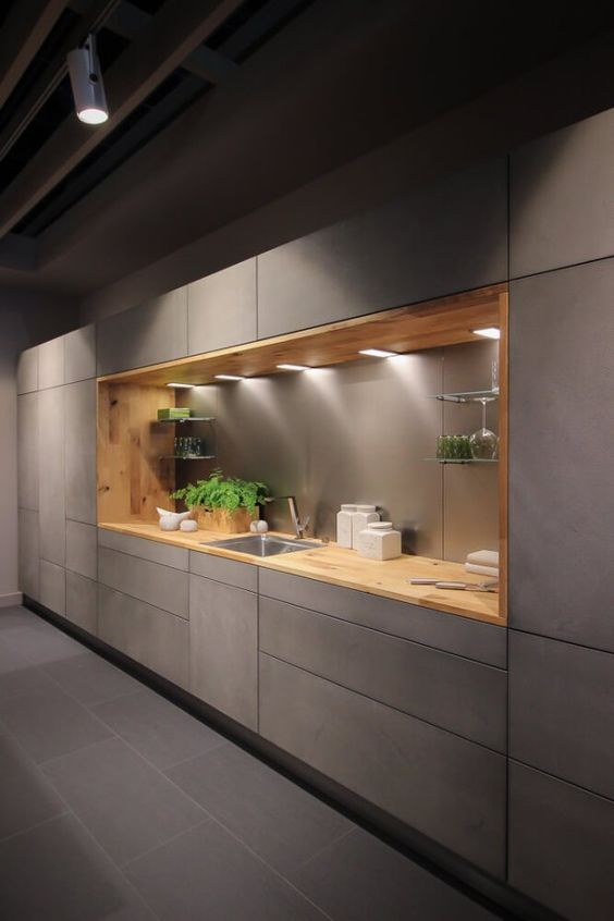 iluminar tu cocina