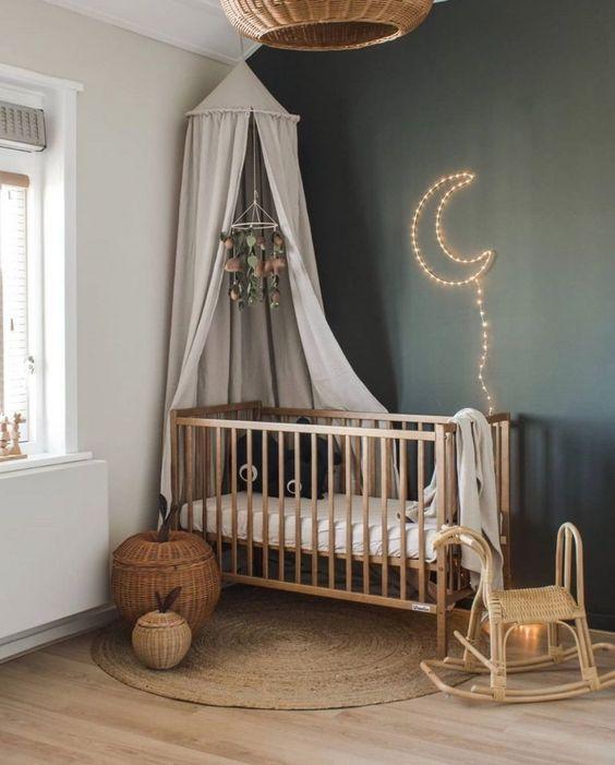Imprescindibles habitación bebé: La cuna