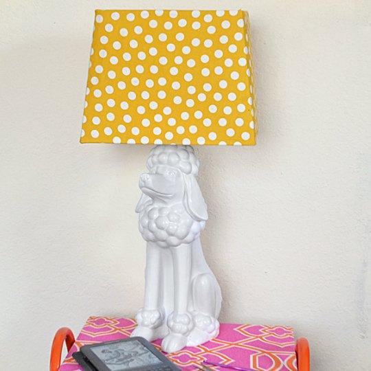 Cómo convertir una figura de cerámica en una lámpara