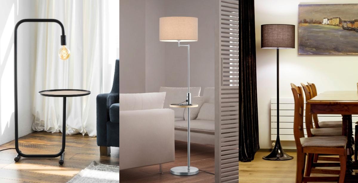 Lo último en lámparas de pie para tu salón