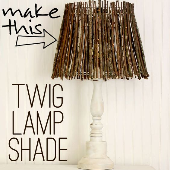 Lámparas handmade