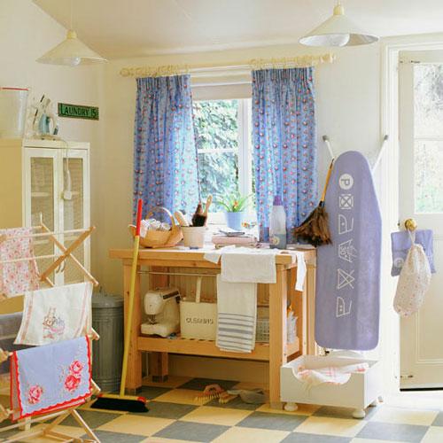 Ideas para organizar el lavadero