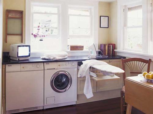Lavar en la cocina for Diseno lavadero