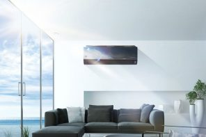 5 Splits de diseño moderno para tu salón comedor