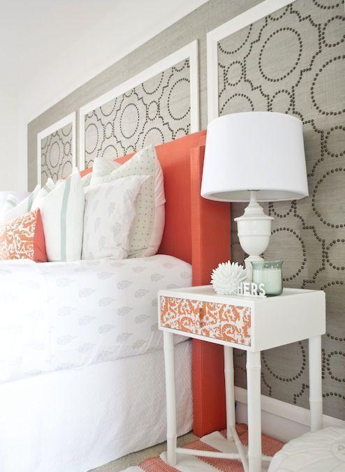 Dormitorios Living Coral