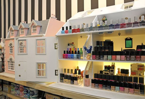 Centro de manicura de lujo