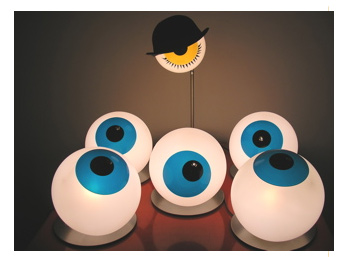 MadreinSpain, lámparas que hablan