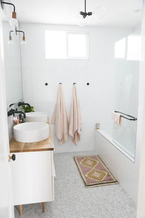 Mampara baños pequeños