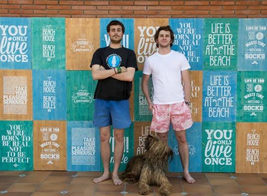 Cuadros de madera con frases motivadoras y reflexivas