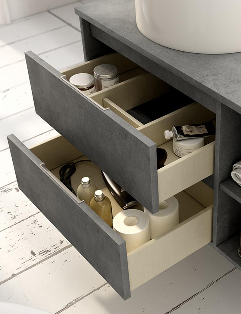 Muebles de baño modernos Terra