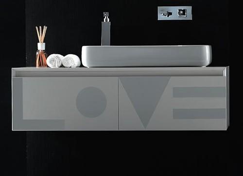 Mueble de baño Love