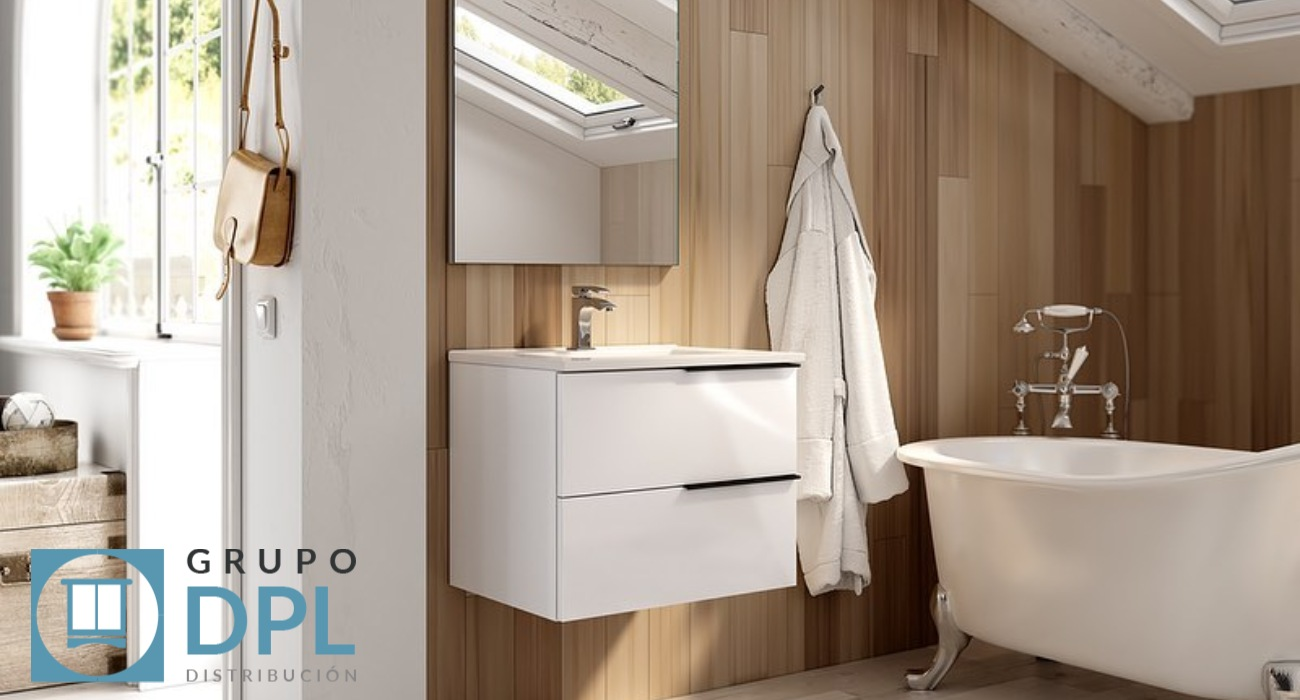 Muebles de baño Grupo DPL