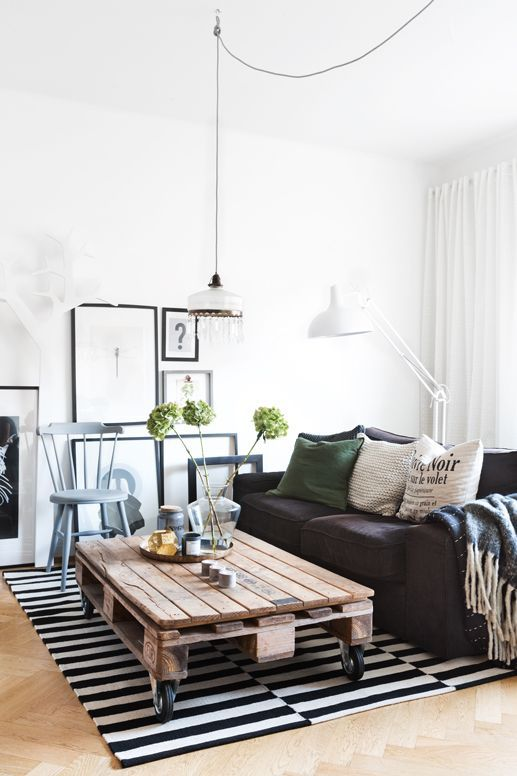 Muebles y objetos reciclados