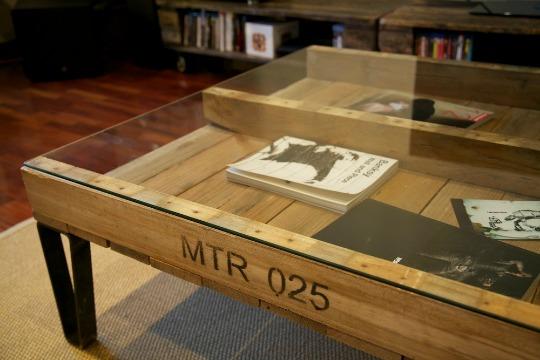 Paletos muebles reciclados fabricados con palets for Muebles palets reciclados