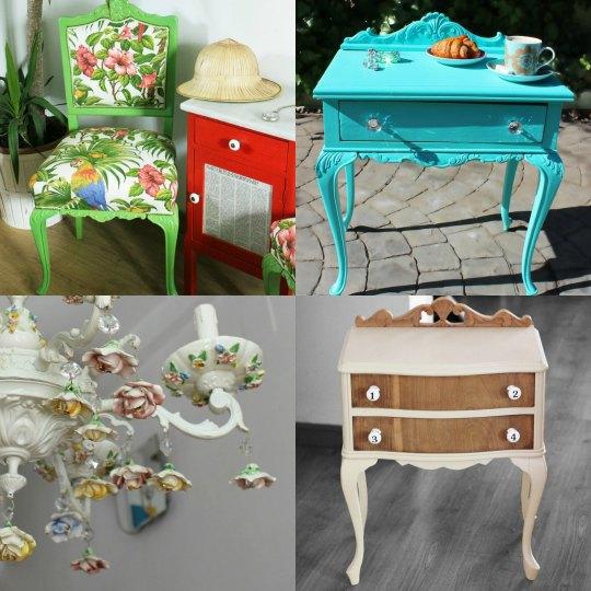 Objetos indultados del olvido for Vintage muebles y objetos