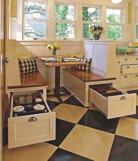 Aumentar la capacidad de almacenaje en la cocina