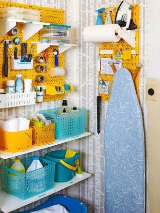 Ideas para organizar for Productos limpieza cocina