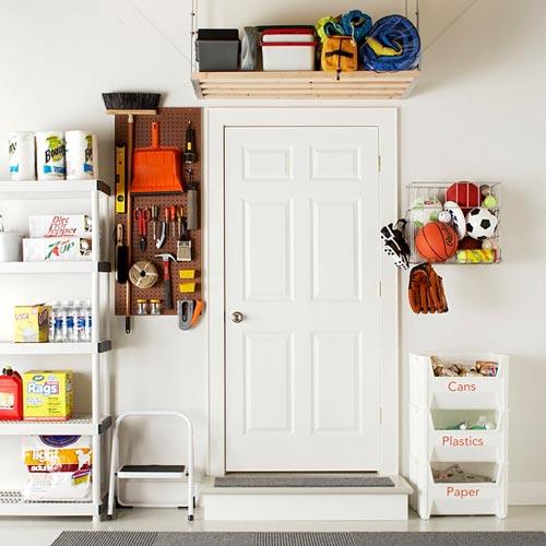 Organizar el garaje - Armarios para garaje ...