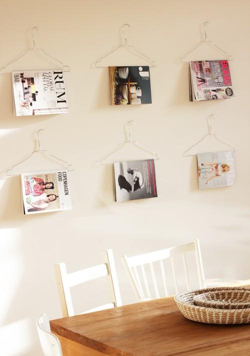 Como organizar nuestras revistas favoritas