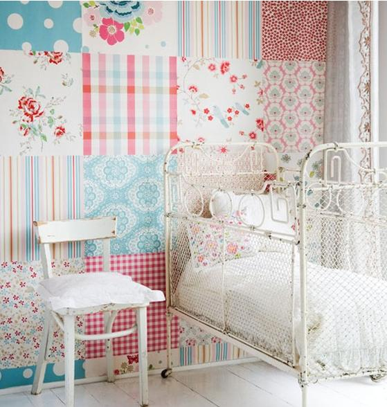 Pared Patchwork