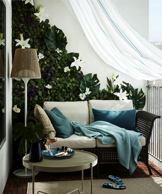 jardín vertical Ikea