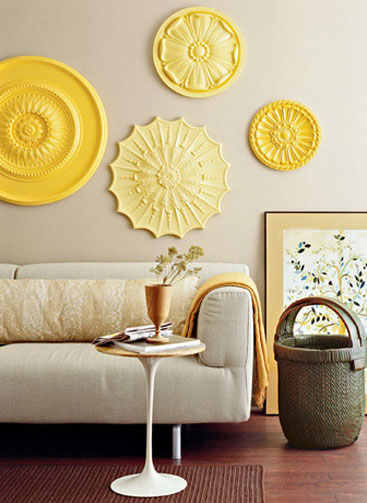 Decorar paredes una idea diferente - Adornos de pared ...