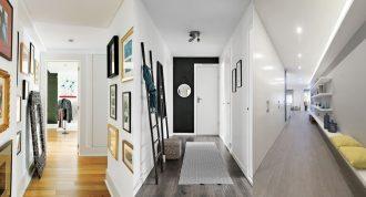 Ideas para pasillos estrechos y largos