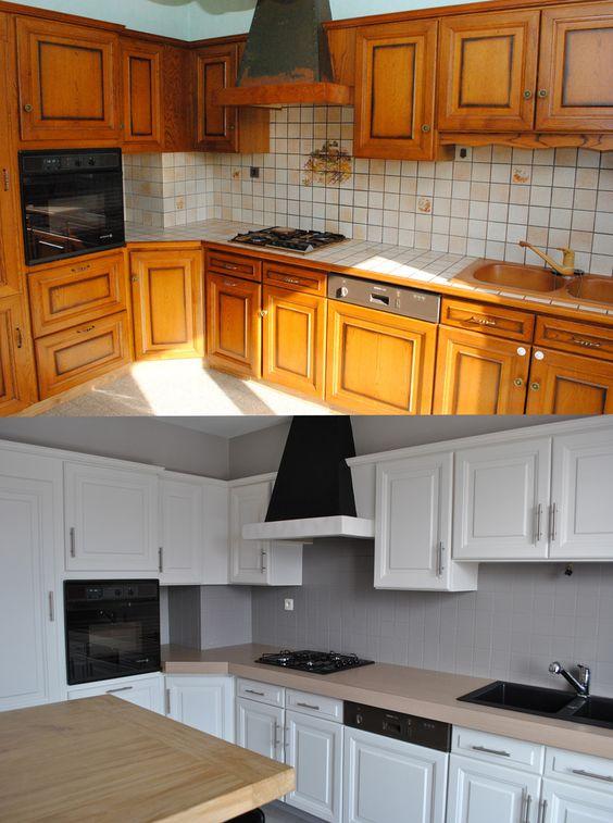Pintar azulejos cocina