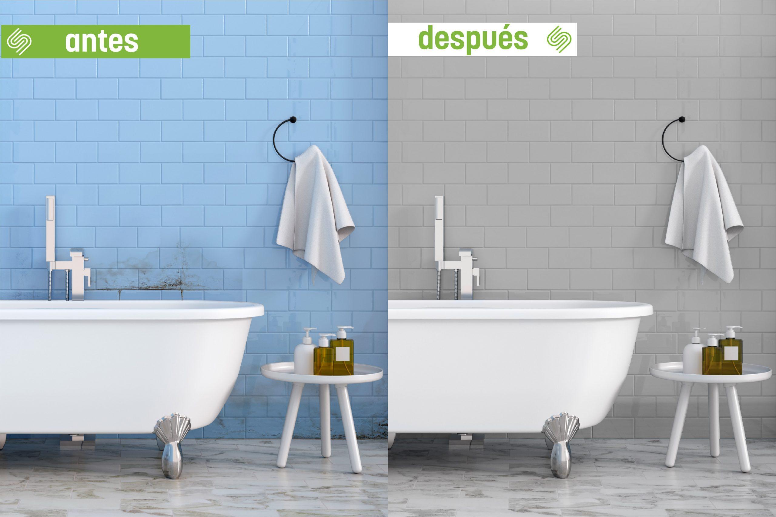 Consejos para pintar los azulejos de baño o cocina