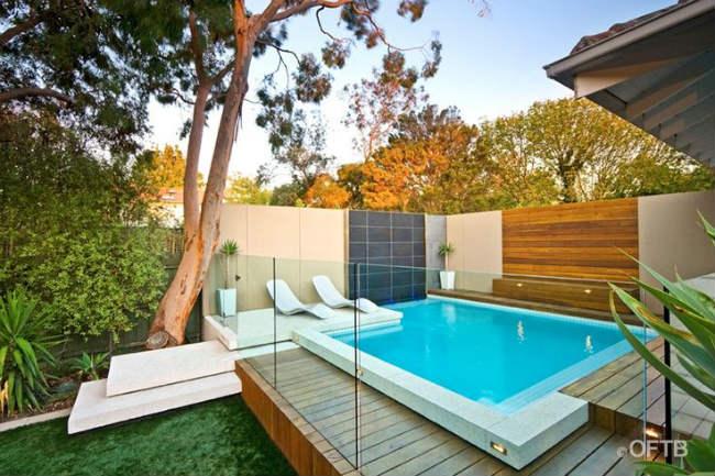 Piscinas peque as for Imagenes de piscinas bonitas