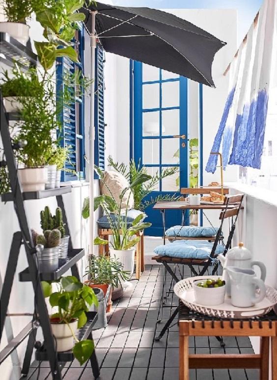 Guía para poner tu balcón bonito