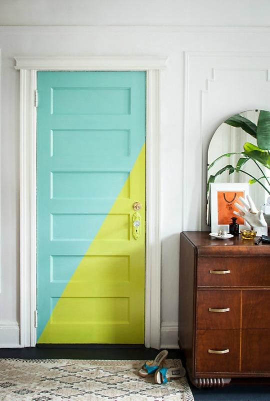 Un estilo moderno para tus puertas