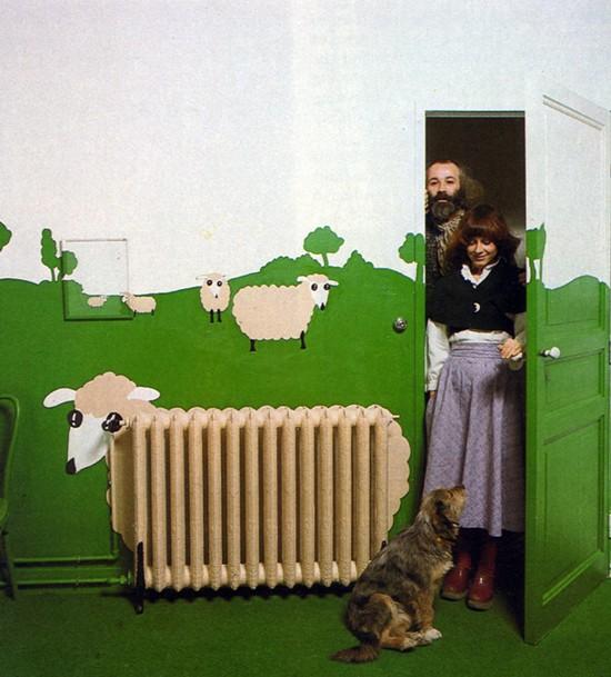 Radiadores ideas para integrarlos en la decoraci n - Ideas para cubrir radiadores ...