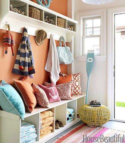 Muebles para recibidores prácticos