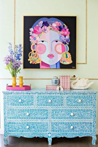 Decoraci n recibidores ideas para decorar un recibidor - Recibidores con estilo ...