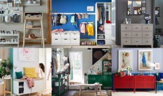 Recibidores Ikea