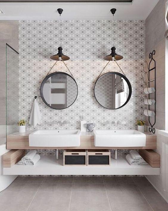 Renovar el mueble de baño o la grifería
