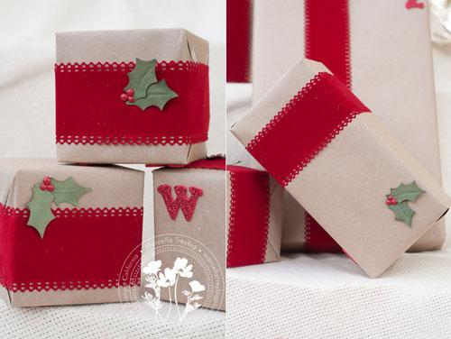 Envolver regalos de navidad - Ideas para envolver regalos navidenos ...