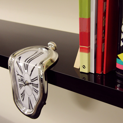 Reloj derretido Dalí