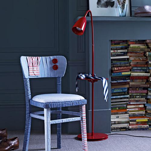 Idea para renovar las sillas