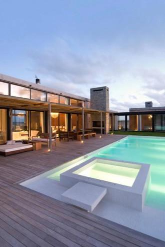 Casas de lujo for Mansiones minimalistas
