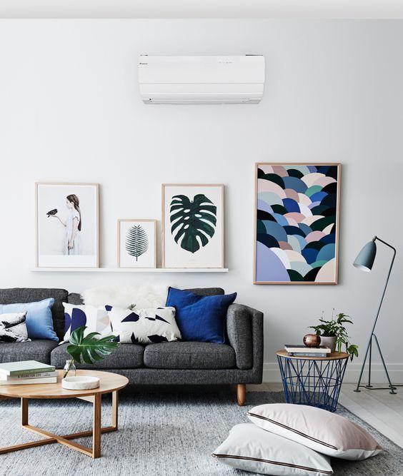 Revisa el estado de aparatos de aire acondicionado