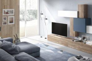 Tendencias para el salón: muebles modernos y de diseño