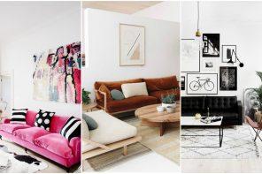 Salones en blanco 30 Fotos que te servirán de inspiración