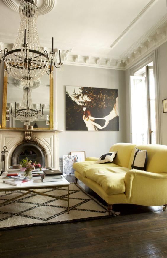 Más imágenes de salones clásicos