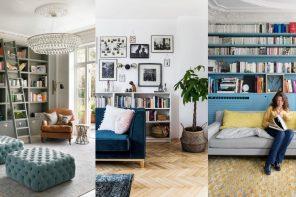 Salones con librerías – Opciones y soluciones