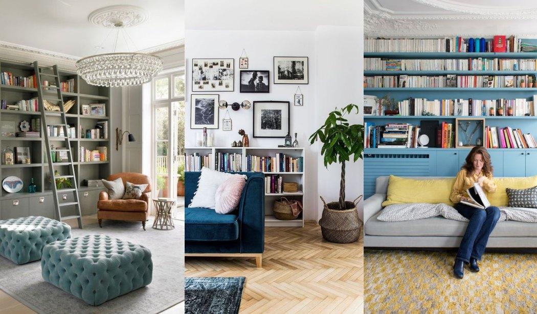 Salones con librerías - Opciones y soluciones