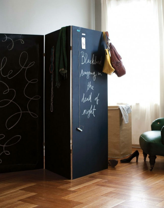 Idea para dividir espacios