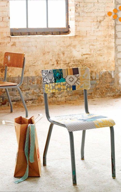 Decoracion decoupage muebles