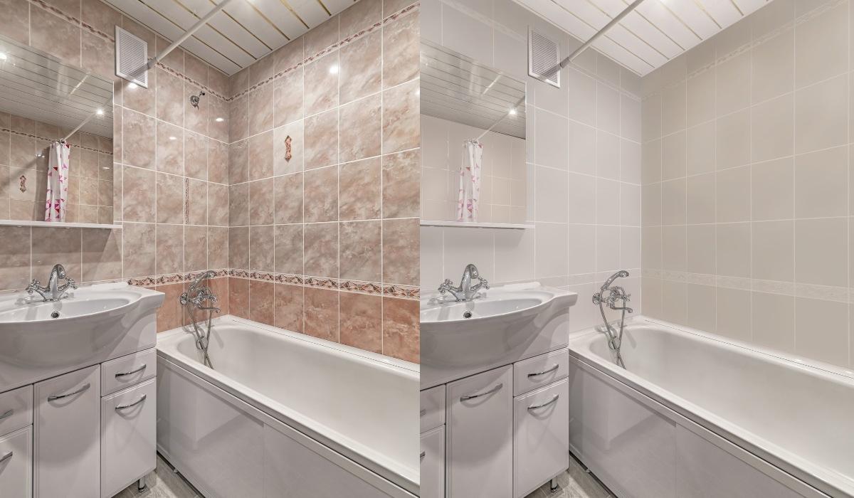Smartcover: la pintura para azulejos definitiva para renovar baños y cocinas